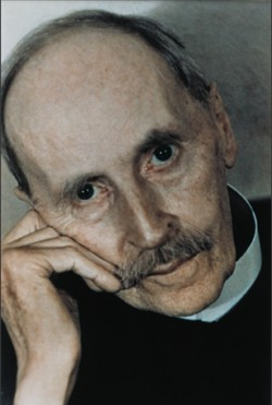 portrait romain rolland - Photo by Gisele Freund